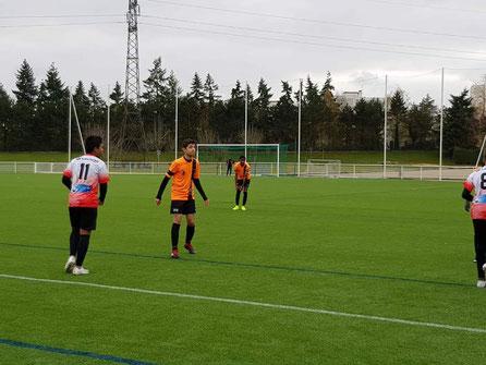 CS Mainvilliers Football U15 D3