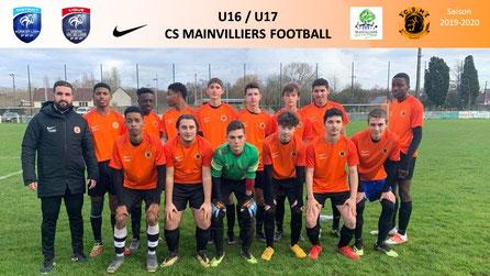 U17 - CS Mainvilliers Football
