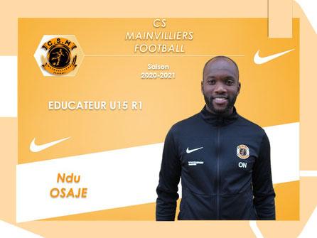 CS Mainvilliers Football Ndu Osaje