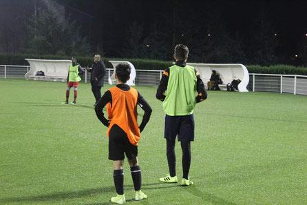 U15 R1 CS Mainvilliers Football