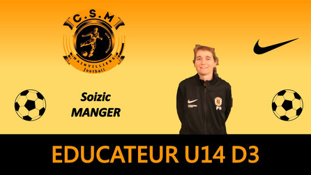 Soizic CS Mainvilliers Football