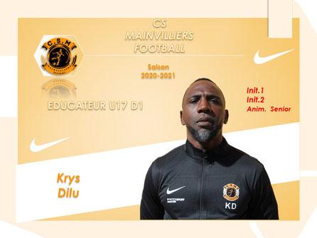 CS Mainvilliers Football Krys