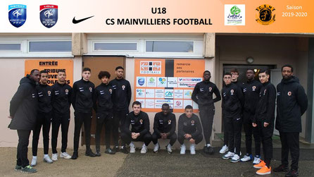 U18 - CS Mainvilliers Football