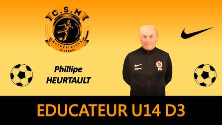 Philippe CS Mainvilliers Football