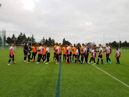 U15 D3 CS Mainvilliers Football