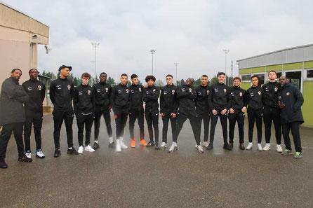 U18 CS Mainvilliers Football