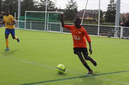 CS Mainvilliers Football  Pape U14 R2