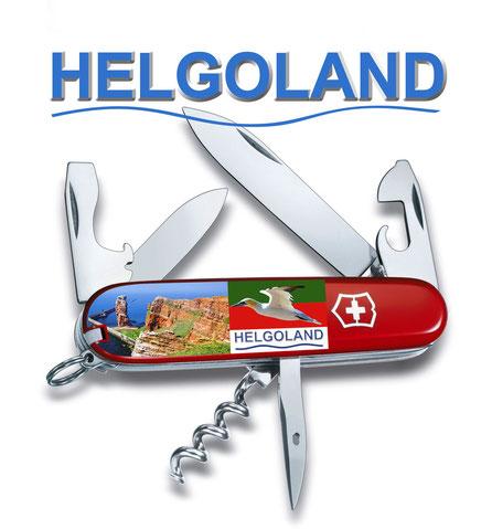 Victorinox Taschenmesser Helgoland Lange Anna