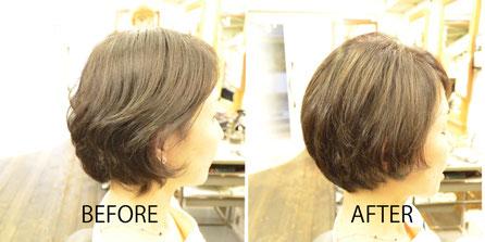 綱島・元住吉・日吉でくせ毛を生かすカットが得意な美容師