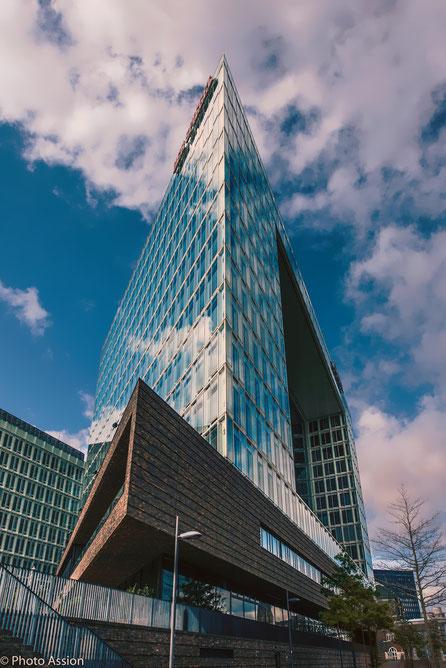 City, Der Spiegel. Hamburg, Elbe, Ericusspitze, Hafencitiy, Photo Assion, Spiegel-Gebäude