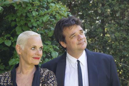 Duo BijmaBraam (foto: Marjan Smeijsters)