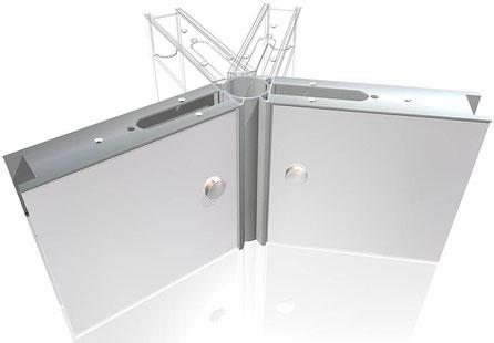 Technische Grafiken / Montageanleitungen