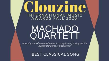 Machado Quartett - Kompositionspreis Tschick Trilogie
