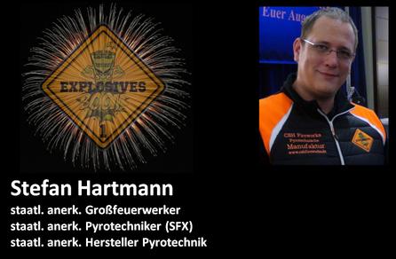 Unser Teamchef - Stefan Hartmann