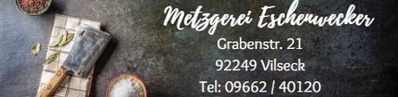 Unser Partner - Metzgerei Eschenwecker