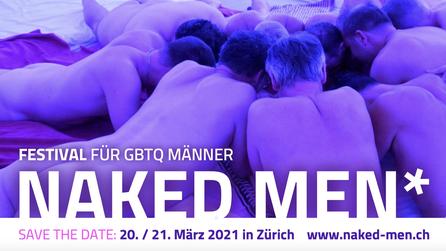 Naked Men Festival Zürich, 17. & 18. Oktober 2020