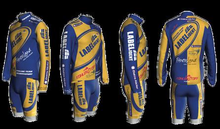 Trikot Cycling Team Schweinfurt Saison 2019