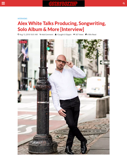 alex white singer songwriter producer menstyle stuttgart new york manhatten