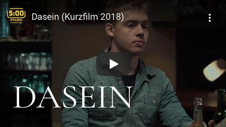 Dasein Kurzfilm Leipzig