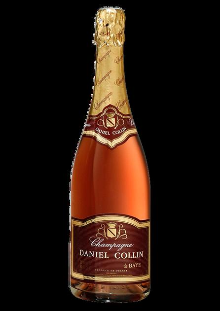 Notre champagne rosé est une cuvée toute en fraîcheur