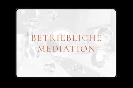 Betriebliche Mediation