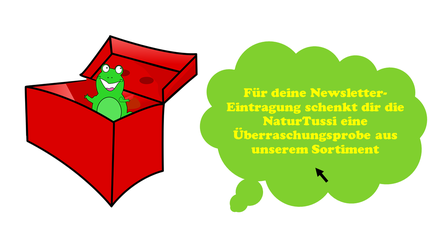 NaturTussi Bioshop Newsletter