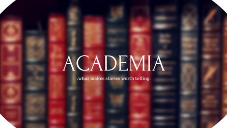Logo of the Blog Academia