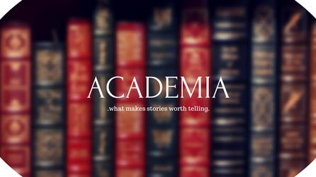 Logo of the Blog Academia