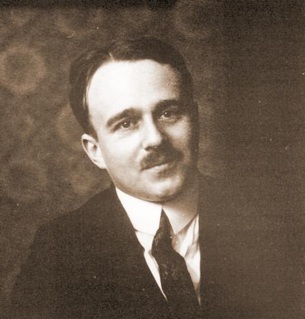 Erwin Bowien, 1929