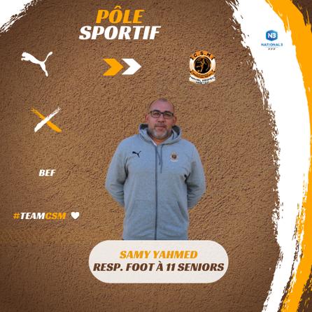 CS Mainvilliers Football Ben Devin