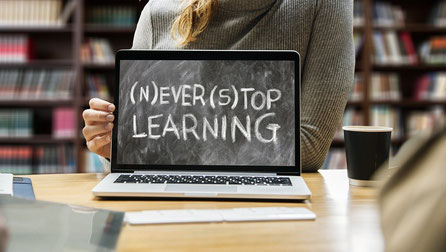 L'apprendimento non si ferma