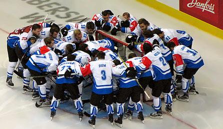 Eishockey EV Zug Harold Kreis