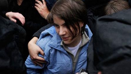 Pussy Riot aktivist Jekaterina Samuzewitsch