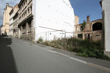 Ort: Zittau, Böhmische Straße, Aufnahmedatum: 18.09.2015
