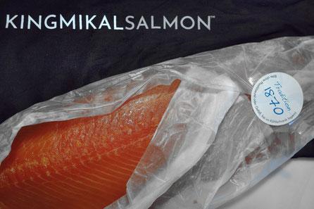 Lachs aus Norwegen