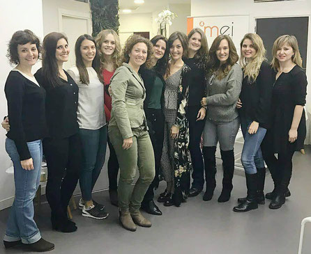 Beauty party en la clínica de medicina estética de Pozuelo de Alarcón, Mei Madrid