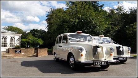 Wedding Taxis