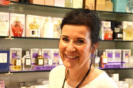Die Unternehmerin Karin Schuhwerk geht