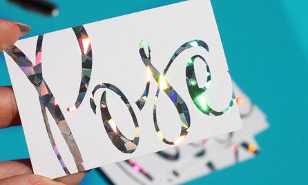 Pose Visitenkarten Sind Da Pose Designs Webseite