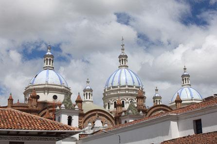 Stadtbesichtigung von Cuenca mit ECUADORline