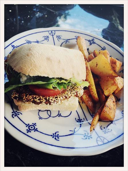Burger Patty Thermomix vegan, Bratling Brokkoli Tofu Thermomix, Burger Brokkoli Tofu Thermomix, Bratling vegan Thermomix