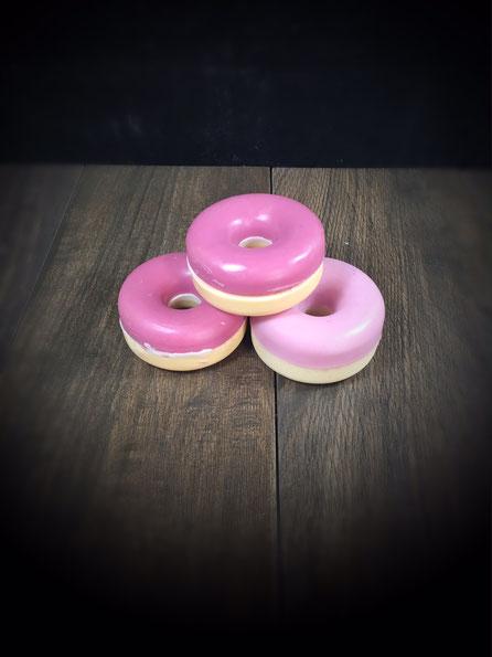 Donut Seife aus dem Thermomix selbst gemacht