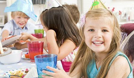 DJ München bietet auch Kinderbtreuung