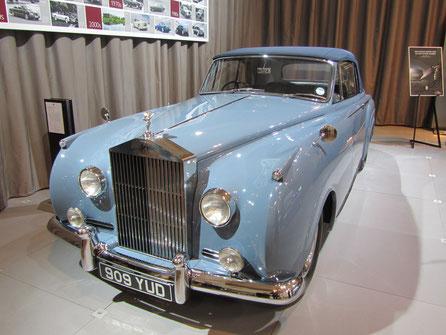 rolls royce de geschiedenis van de automobiel