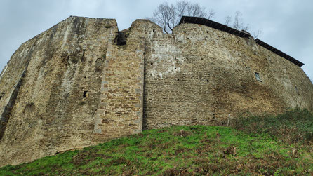 Abb. 5: Schildmauer heute. © Roland Steinwarz