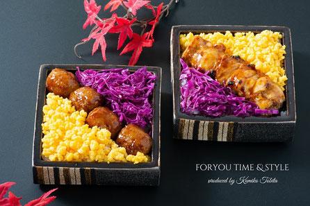 鳥専亭,焼き鳥,アレンジメニュー,彩り重,若鶏モモ肉,,飛田久美子プロデュース