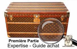 prix du neuf Malle Louis Vuitton