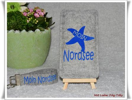 Smartphone Hülle Nordsee
