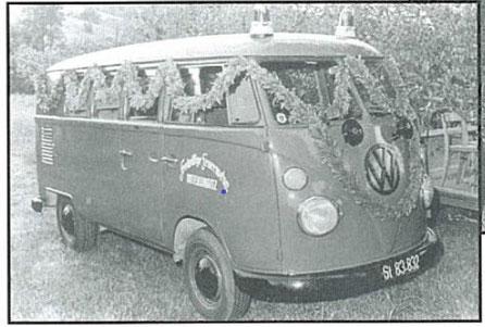Ford FK 1000 1960