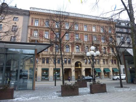 Die Gemeinde St.Eugenia in Stockholm